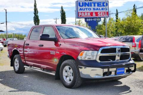 2015 RAM Ram Pickup 1500 for sale at United Auto Sales in Anchorage AK