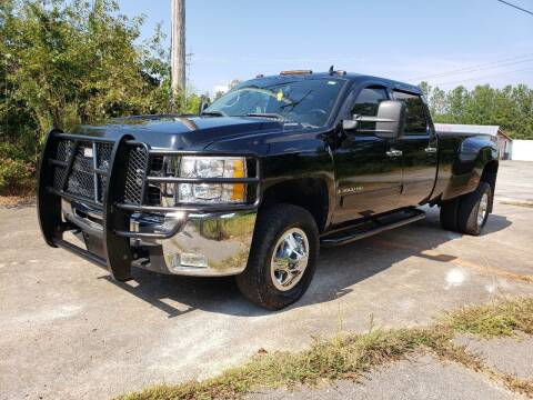 2008 Chevrolet Silverado 3500HD for sale at GA Auto IMPORTS  LLC in Buford GA