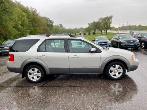 2007 Ford Freestyle for sale at Iowa Auto Sales, Inc in Sioux City IA