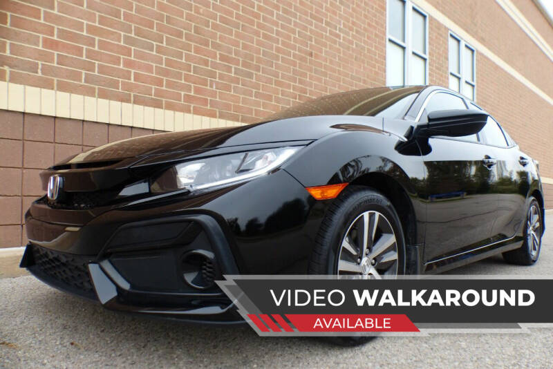 2020 Honda Civic for sale at Macomb Automotive Group in New Haven MI