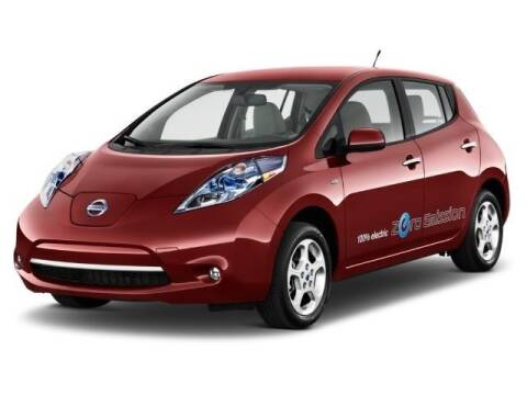 2012 Nissan LEAF for sale at USA Auto Inc in Mesa AZ