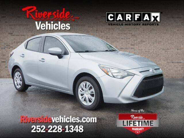2019 Toyota Yaris for sale at Riverside Mitsubishi(New Bern Auto Mart) in New Bern NC