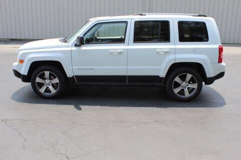 2016 Jeep Patriot for sale at Lansing Auto Mart in Lansing KS