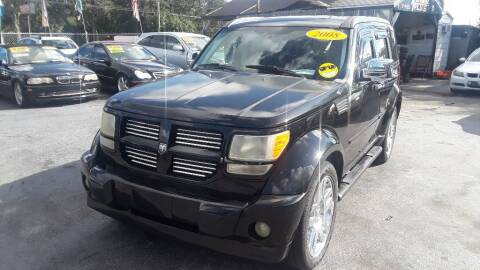 2008 Dodge Nitro for sale at AUTO IMAGE PLUS in Tampa FL