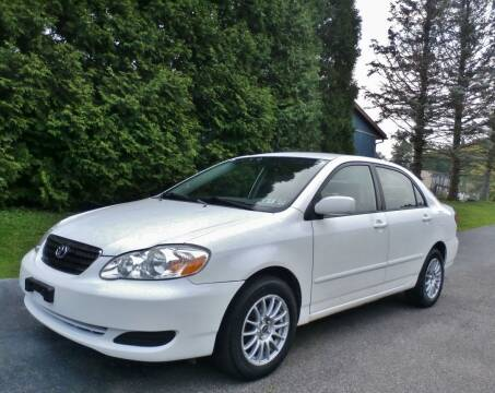 2007 Toyota Corolla for sale at CARS II in Brookfield OH