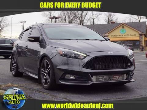2016 Ford Focus for sale at Worldwide Auto in Hamilton NJ