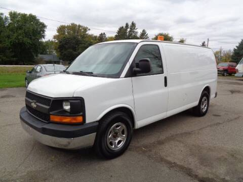 2008 Chevrolet Express Cargo for sale at COUNTRYSIDE AUTO INC in Austin MN