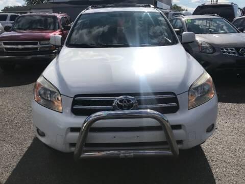 2008 Toyota RAV4 for sale at Certified Motors in Bear DE