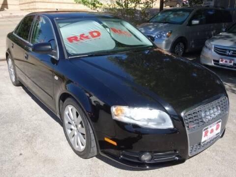 2007 Audi A4 for sale at R & D Motors in Austin TX