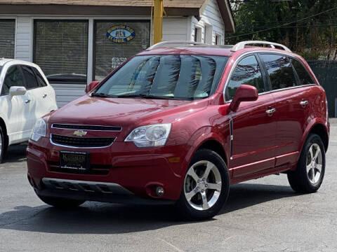 2012 Chevrolet Captiva Sport for sale at Kugman Motors in Saint Louis MO