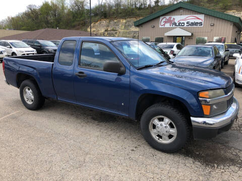 2006 Chevrolet Colorado for sale at Gilly's Auto Sales in Rochester MN