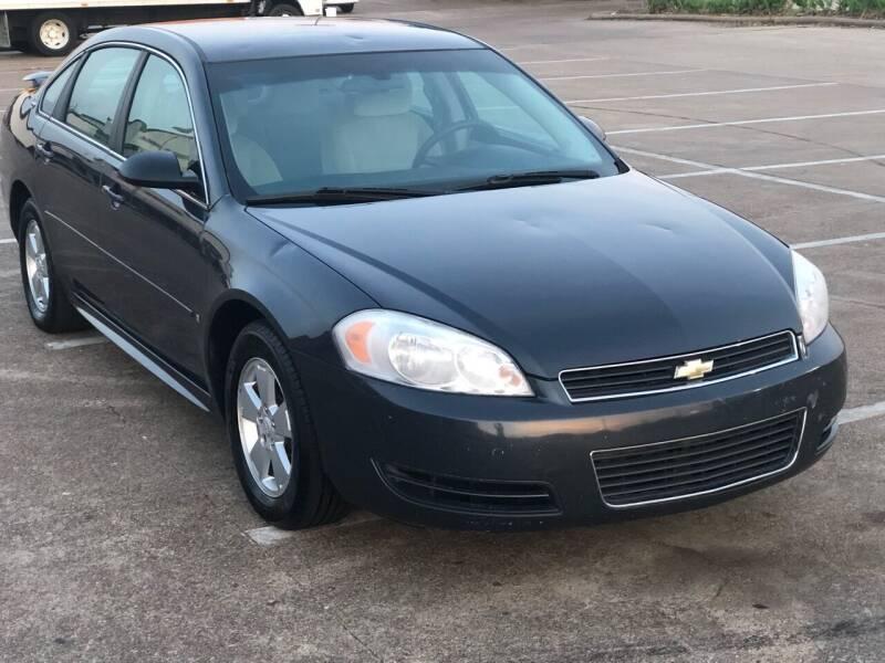 2009 Chevrolet Impala for sale at Hadi Motors in Houston TX