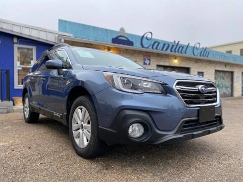 2018 Subaru Outback for sale at Capital City Automotive in Austin TX