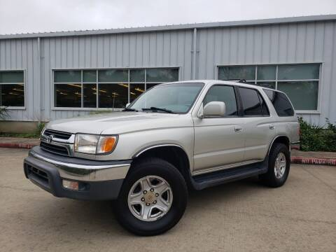 2001 Toyota 4Runner for sale at Houston Auto Preowned in Houston TX