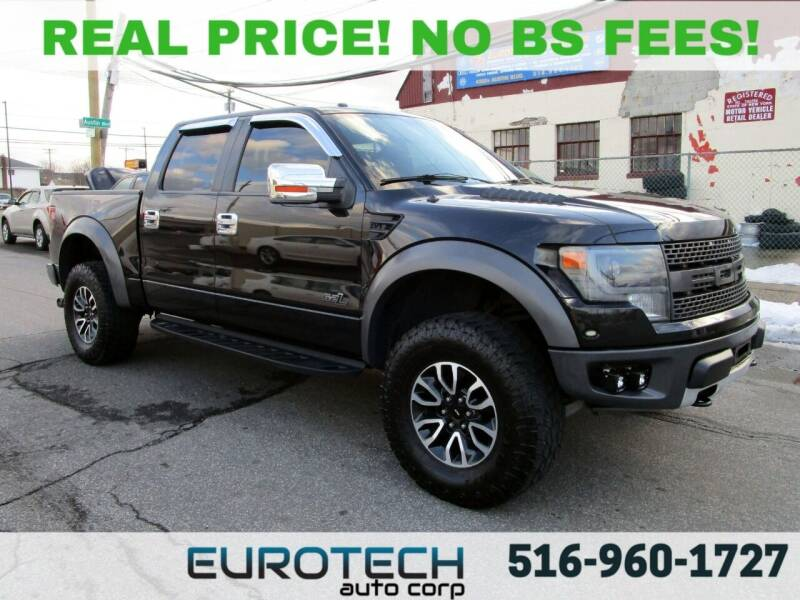 2014 Ford F-150 for sale at EUROTECH AUTO CORP in Island Park NY