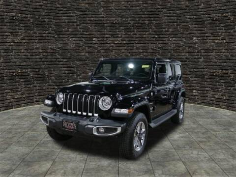 2019 Jeep Wrangler Unlimited for sale at Montclair Motor Car in Montclair NJ