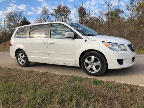 2010 Volkswagen Routan for sale at Champion Motorcars in Springdale AR