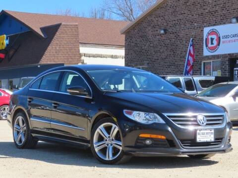 2012 Volkswagen CC for sale at Big Man Motors in Farmington MN