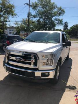 2015 Ford F-150 for sale at Jimmys Auto Sales in North Providence RI