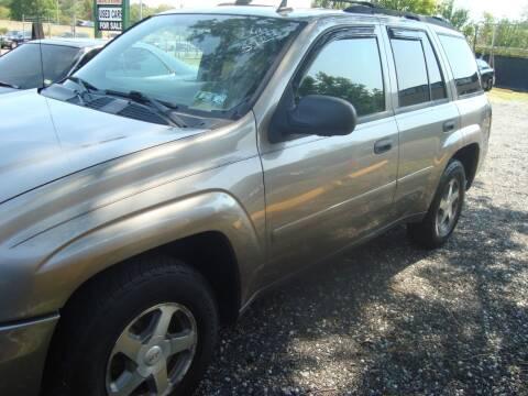 2006 Chevrolet TrailBlazer for sale at Branch Avenue Auto Auction in Clinton MD