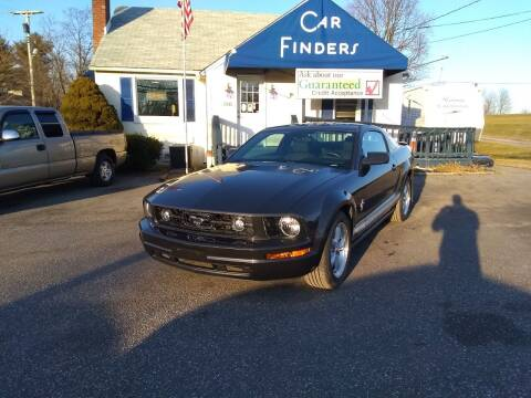 2007 Ford Mustang for sale at CAR FINDERS OF MARYLAND LLC in Eldersburg MD