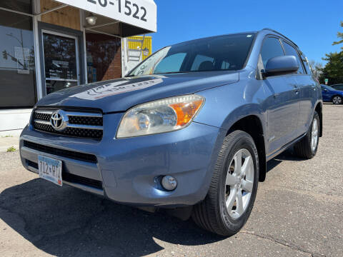 2008 Toyota RAV4 for sale at Mainstreet Motor Company in Hopkins MN