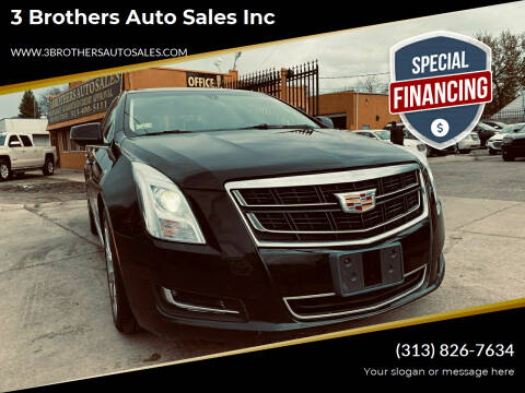 2016 Cadillac XTS Pro for sale at 3 Brothers Auto Sales Inc in Detroit MI