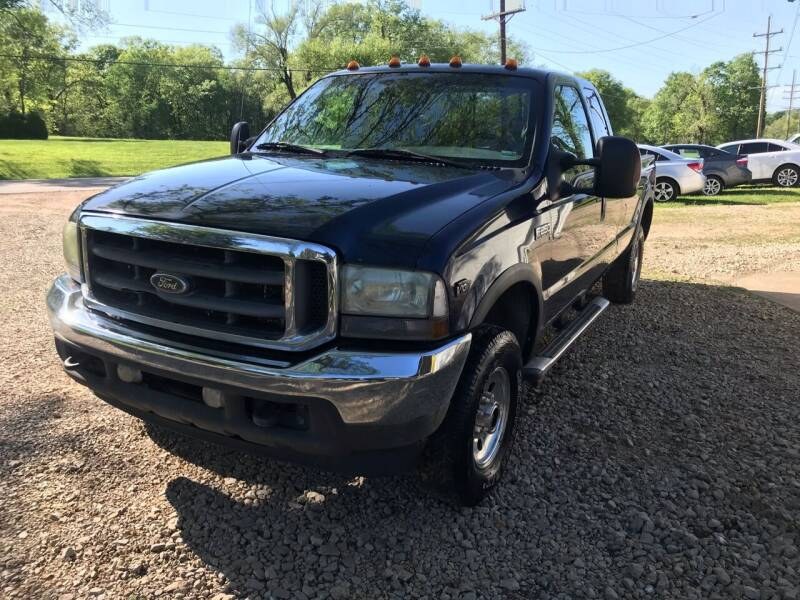 2004 Ford F-250 Super Duty for sale at Budget Auto Sales in Bonne Terre MO