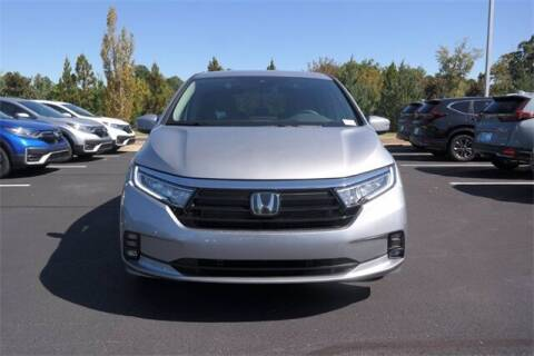2021 Honda Odyssey for sale at Southern Auto Solutions - Lou Sobh Honda in Marietta GA