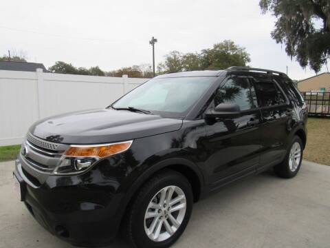 2015 Ford Explorer for sale at D & R Auto Brokers in Ridgeland SC