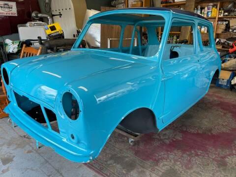 1966 MINI Cooper for sale at Dodi Auto Sales in Monterey CA