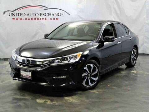 2017 Honda Accord for sale at United Auto Exchange in Addison IL