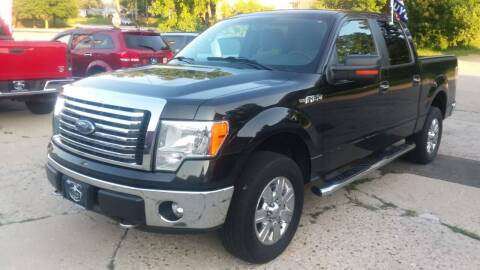 2012 Ford F-150 for sale at NJ Quality Auto Sales LLC in Richmond IL