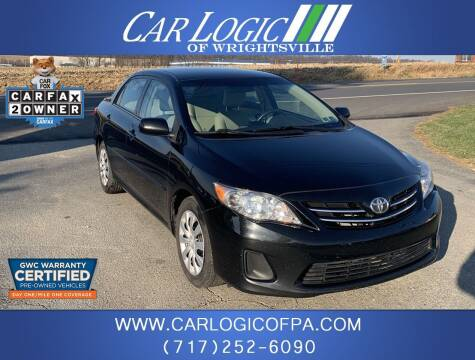 2013 Toyota Corolla for sale at Car Logic in Wrightsville PA
