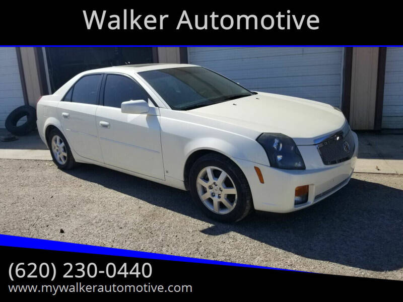 2007 Cadillac CTS for sale at Walker Automotive in Frontenac KS