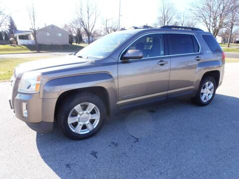 2010 GMC Terrain for sale at A-Auto Luxury Motorsports in Milwaukee WI