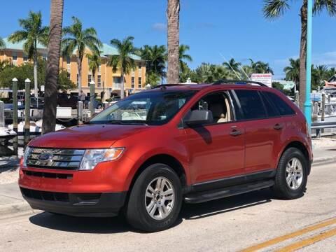 2007 Ford Edge for sale at L G AUTO SALES in Boynton Beach FL