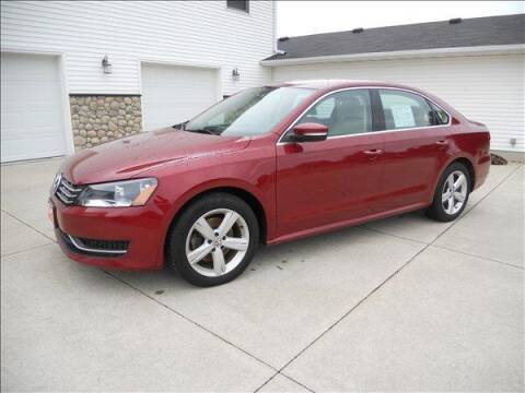 2015 Volkswagen Passat for sale at OLSON AUTO EXCHANGE LLC in Stoughton WI