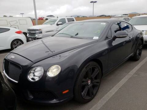 2014 Bentley Continental for sale at REVEURO in Las Vegas NV
