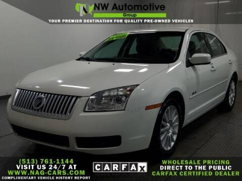 2008 Mercury Milan for sale at NW Automotive Group in Cincinnati OH
