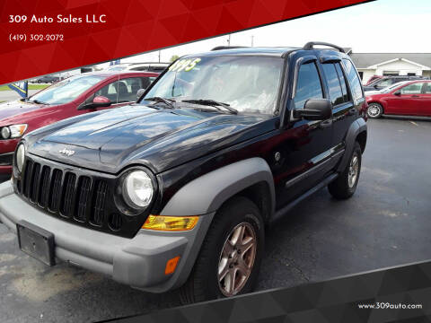 2006 Jeep Liberty for sale at 309 Auto Sales LLC in Harrod OH