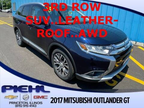 2017 Mitsubishi Outlander for sale at Piehl Motors - PIEHL Chevrolet Buick Cadillac in Princeton IL