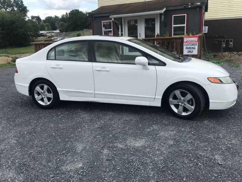 2007 Honda Civic for sale at PENWAY AUTOMOTIVE in Chambersburg PA