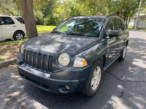 2007 Jeep Compass for sale at Florida Prestige Collection in Saint Petersburg FL