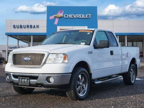 2007 Ford F-150 for sale at Suburban Chevrolet of Ann Arbor in Ann Arbor MI