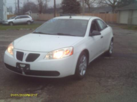 2009 Pontiac G6 for sale at Flag Motors in Columbus OH