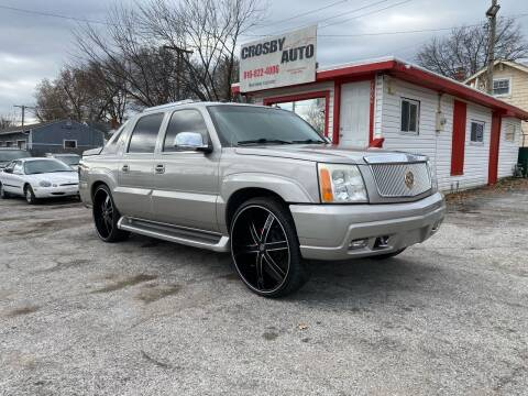 2005 Cadillac Escalade EXT for sale at Crosby Auto LLC in Kansas City MO