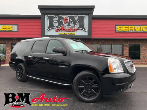 2008 GMC Yukon XL for sale at B & M Auto Sales Inc. in Oak Forest IL
