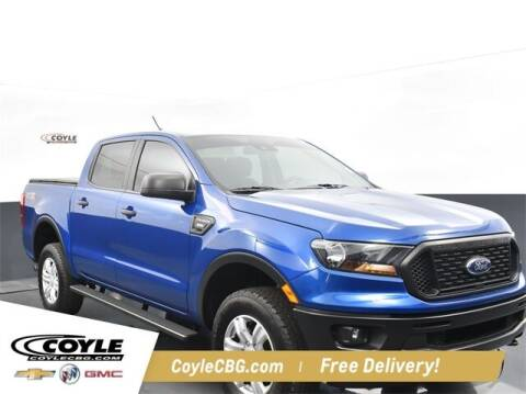 2019 Ford Ranger for sale at COYLE GM - COYLE NISSAN - New Inventory in Clarksville IN