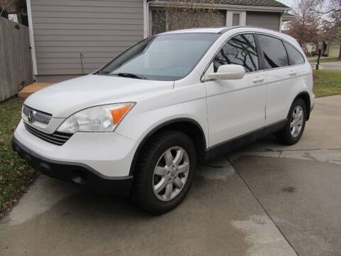 2008 Honda CR-V for sale at Rueschhoff Automobiles in Lawrence KS